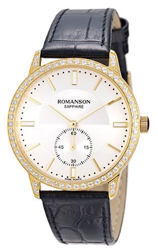 WATCH.UA™ - Женские часы Romanson TL6A22QMGD-WH цена 6875 грн купить с доставкой по Украине, Акция, Гарантия, Отзывы