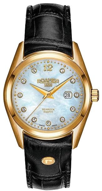 WATCH.UA™ - Женские часы Roamer 203844.48.19.02 цена 6730 грн купить с доставкой по Украине, Акция, Гарантия, Отзывы