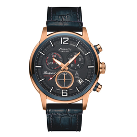 Мужские часы Atlantic 87461.44.55, фото