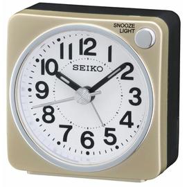 Интерьерные часы Seiko QHE118G, фото