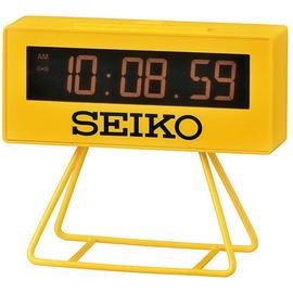 Настольные часы Seiko QHL073Y, фото