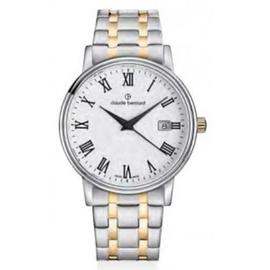 Мужские часы Claude Bernard 53007 37JM BR, фото