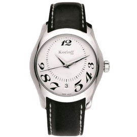 Чоловічий годинник Korloff CQK42/1NB, фото 1