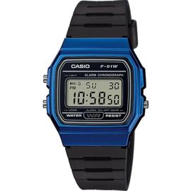 Мужские часы Casio F-91WM-2AEF, фото
