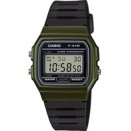 Мужские часы Casio F-91WM-3AEF, фото