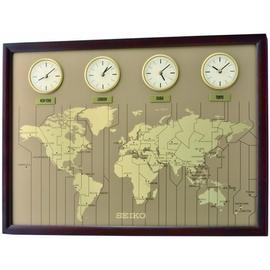 Настенные часы Seiko QXA722B, фото