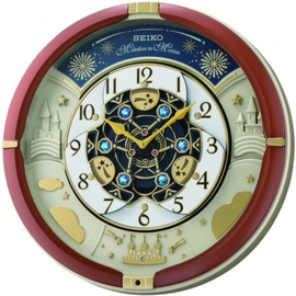 Настенные часы Seiko QXM378B, фото