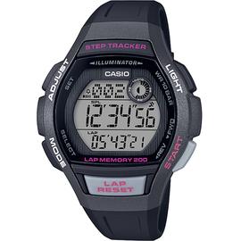 Женские часы Casio LWS-2000H-1AVEF, фото