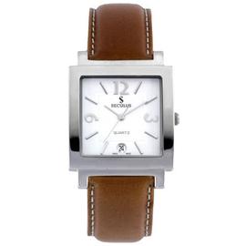 Мужские часы Seculus 4428.1.505 white, фото 1