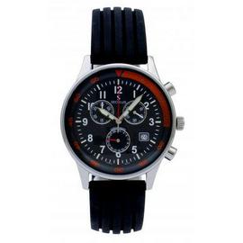 Мужские часы Seculus 4463.1.816 black-red, фото 1
