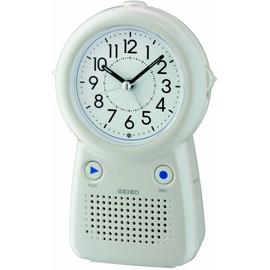 Настольные часы Seiko QHE158W, фото
