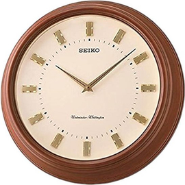 Настенные часы Seiko QXD214Z, фото