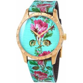 Женские часы Gucci YA1264085, фото