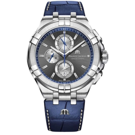 Мужские часы Maurice Lacroix AI1018-SS001-333-1, фото