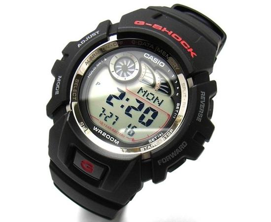 Мужские часы Casio G-2900F-1VER, фото