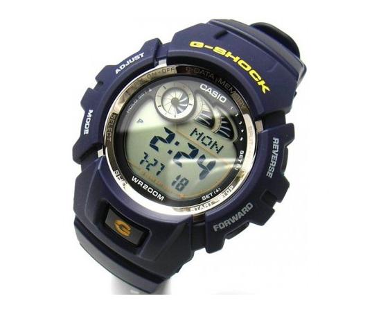 Мужские часы Casio G-2900F-2VER, фото