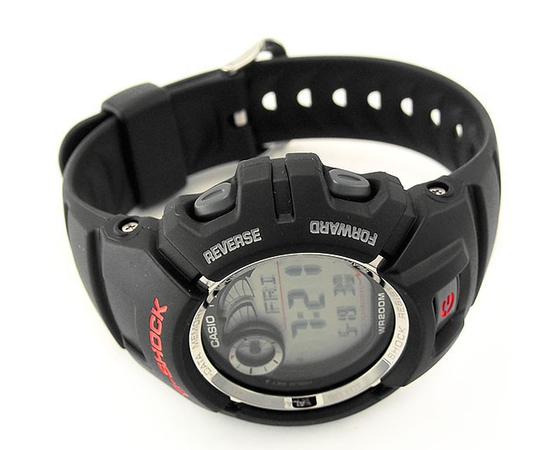 Мужские часы Casio G-2900F-1VER, фото 2