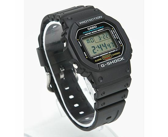 Мужские часы Casio DW-5600E-1VER, фото 3