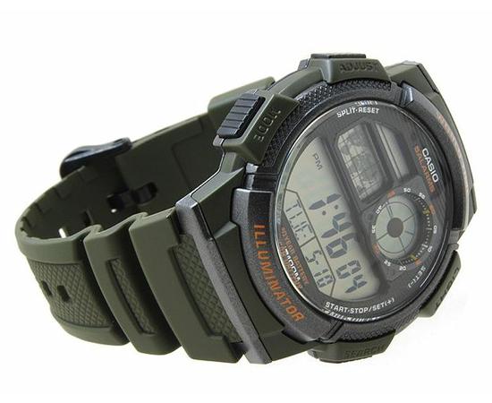 Мужские часы Casio AE-1000W-3AVEF, фото 2