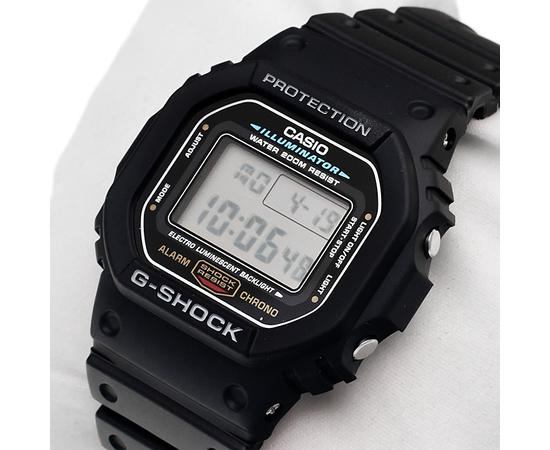 Мужские часы Casio DW-5600E-1VER, фото