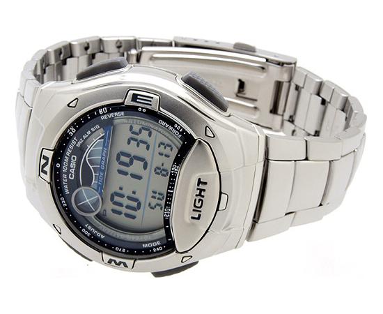 Мужские часы Casio W-753D-1AVEF, фото 3