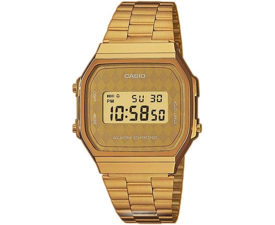Мужские часы Casio A168WG-9BWEF, фото