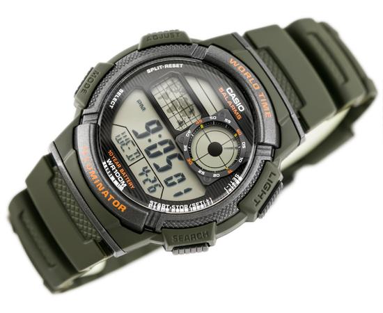 Мужские часы Casio AE-1000W-3AVEF, фото 5