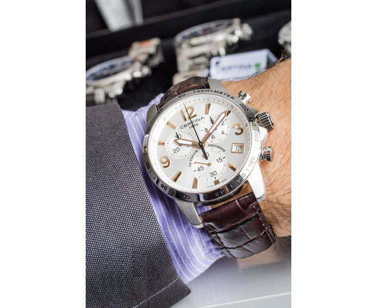 Мужские часы Certina c034.417.16.037.01, фото 4