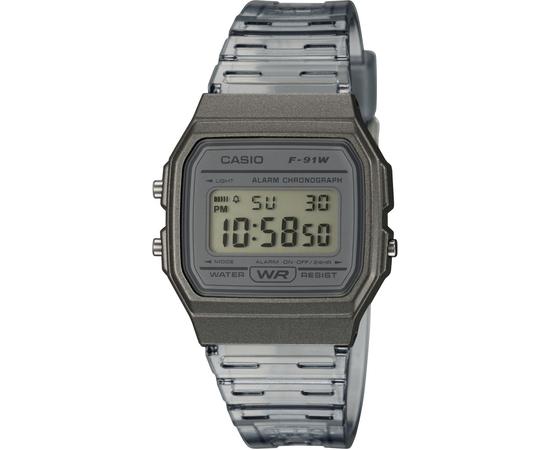 Мужские часы Casio F-91WS-8EF, фото
