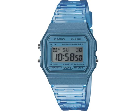 Универсальные часы Casio F-91WS-2EF, фото