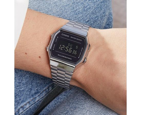 Мужские часы Casio A168WEM-1EF, фото 5