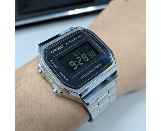 Мужские часы Casio A168WEM-1EF, фото 4