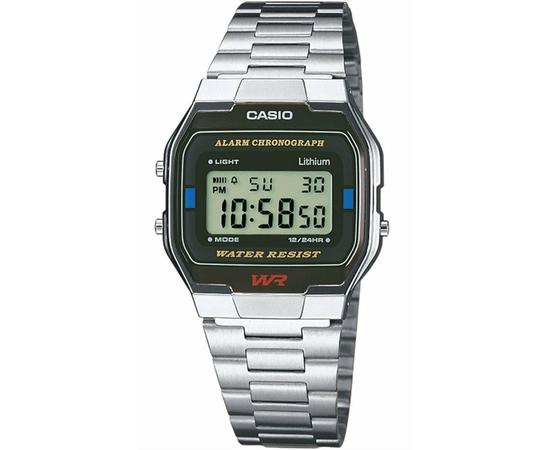 Часы Casio A163WA-1QGF, фото