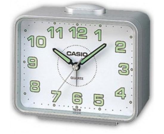 Будильник Casio TQ-218-8EF, фото