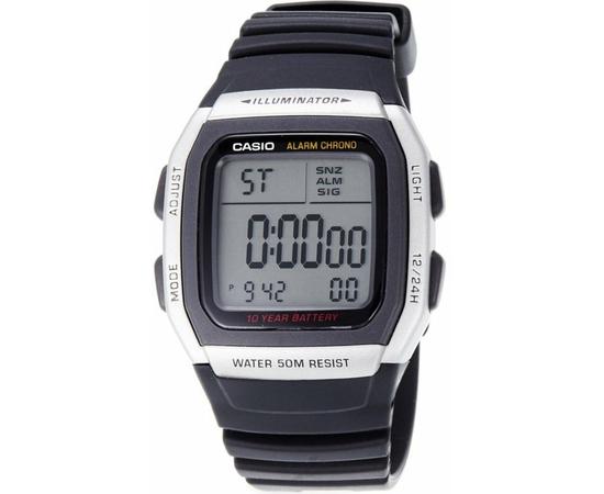 Мужские часы Casio W-96H-1AVEF, фото